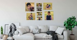 Wall Art Family Session Oakland Manison